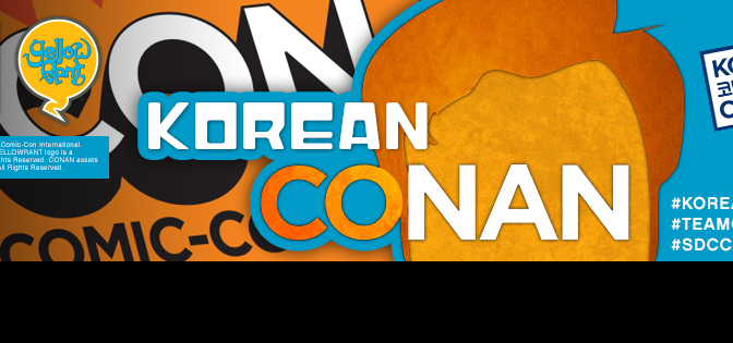 Let's Make KOREAN CONAN Happen!