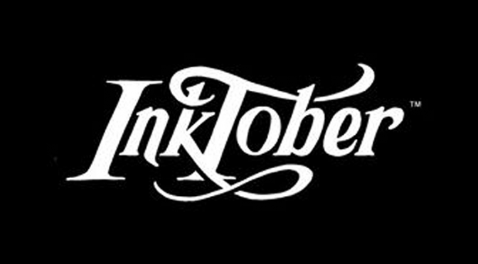 So Inktober is coming…
