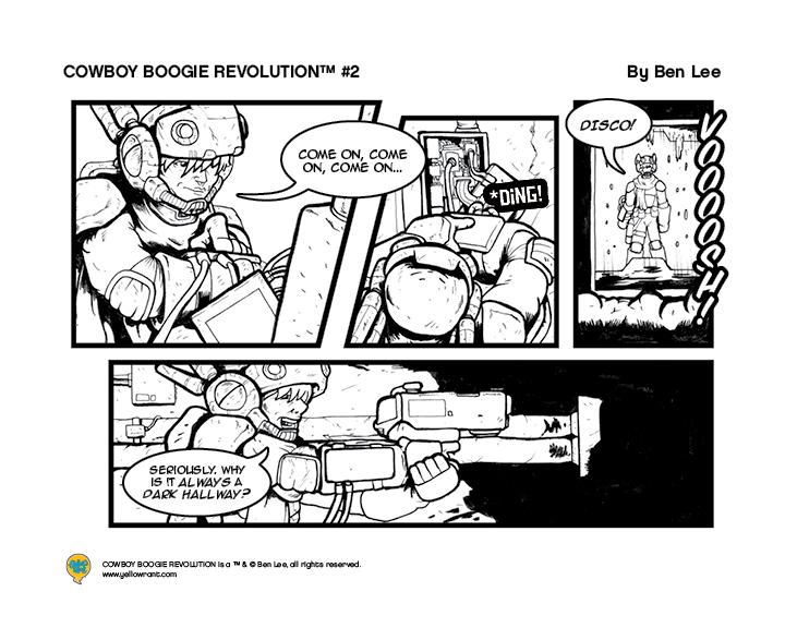 COWBOY BOOGIE REVOLUTION #2