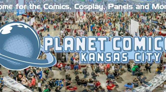 Planet Comicon is Right Around the Corner!