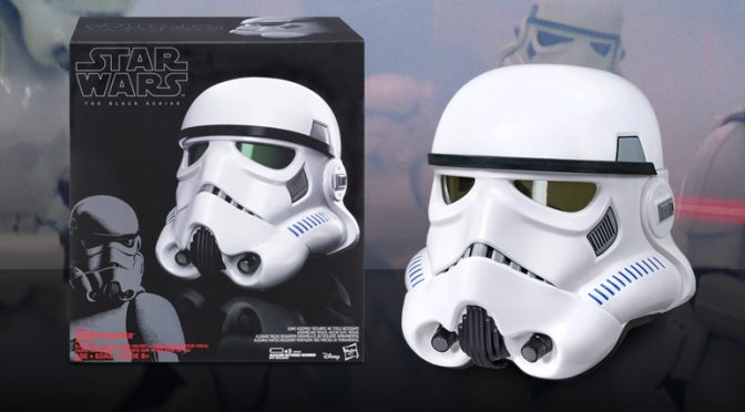 Take Home a Stormtrooper Helmet at Planet Comicon!