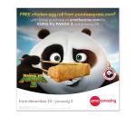 AMC: Kung Fu Panda 3 Social Post Image
