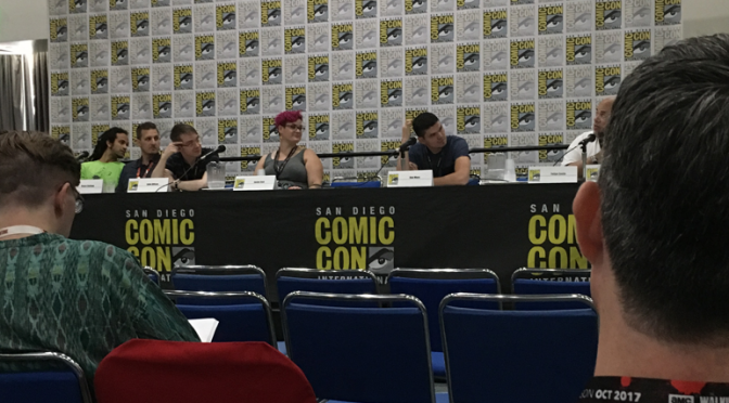 The Business Notes from SDCC 2017!