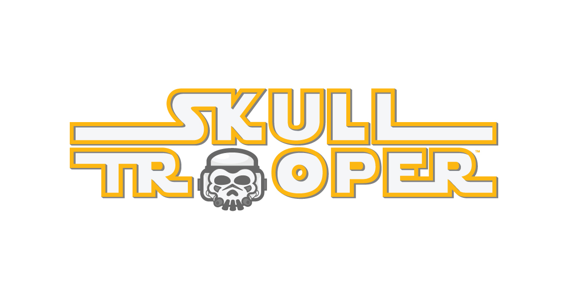 Product: 'Skulltrooper' Vinyl Toy Concept