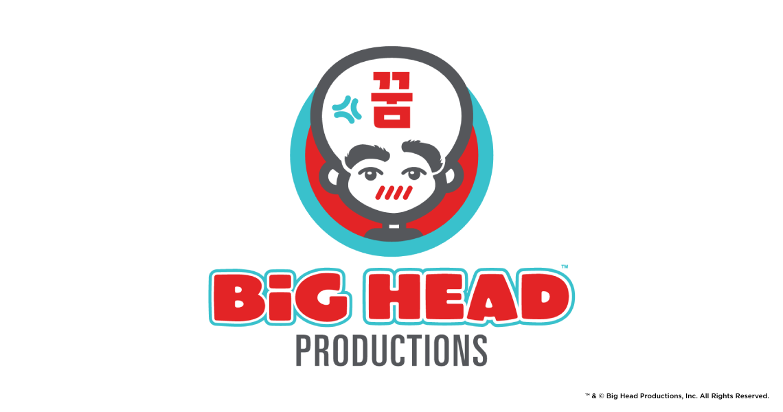 LOGO: Big Head Productions