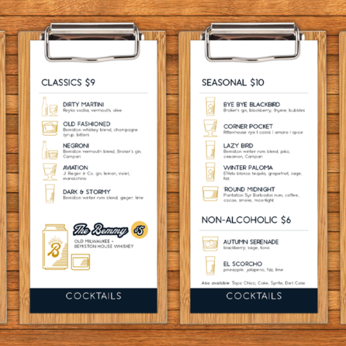 Bemiston Cocktail Club