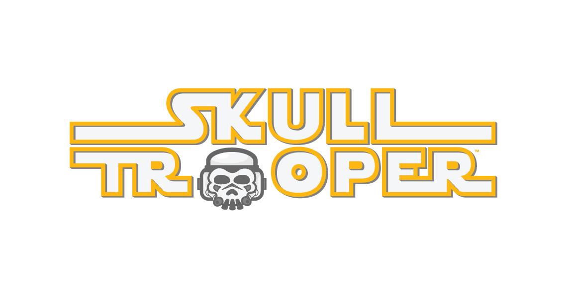 Product: 'Skulltrooper' Vinyl Toy Concept