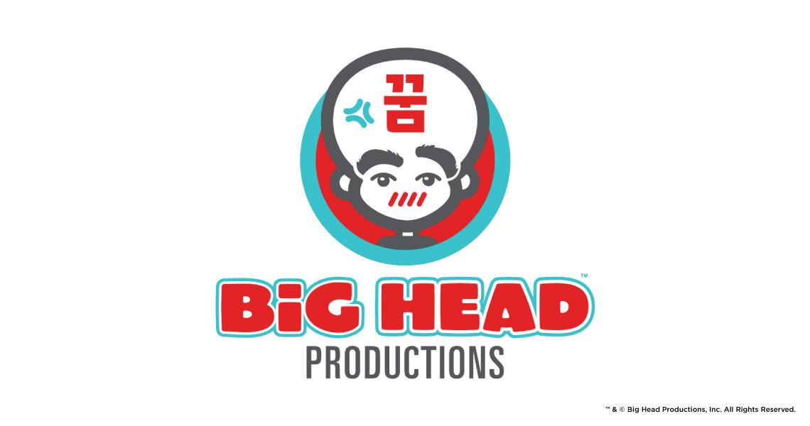 LOGO: Big Head Productions